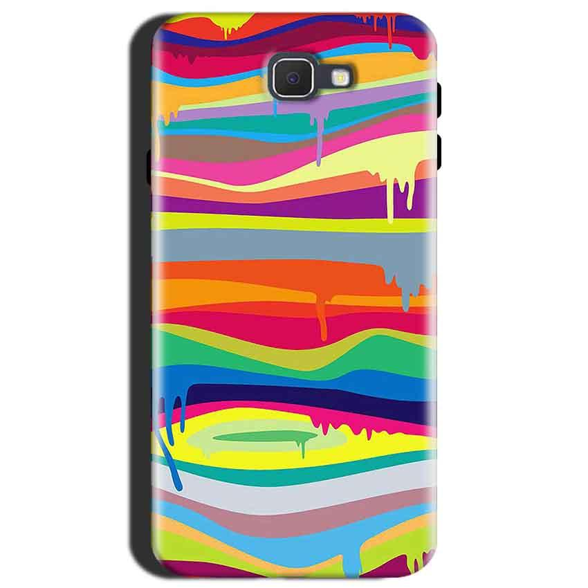 Samsung Galaxy J7 Max Mobile Covers Cases Melted colours - Lowest Price - Paybydaddy.com