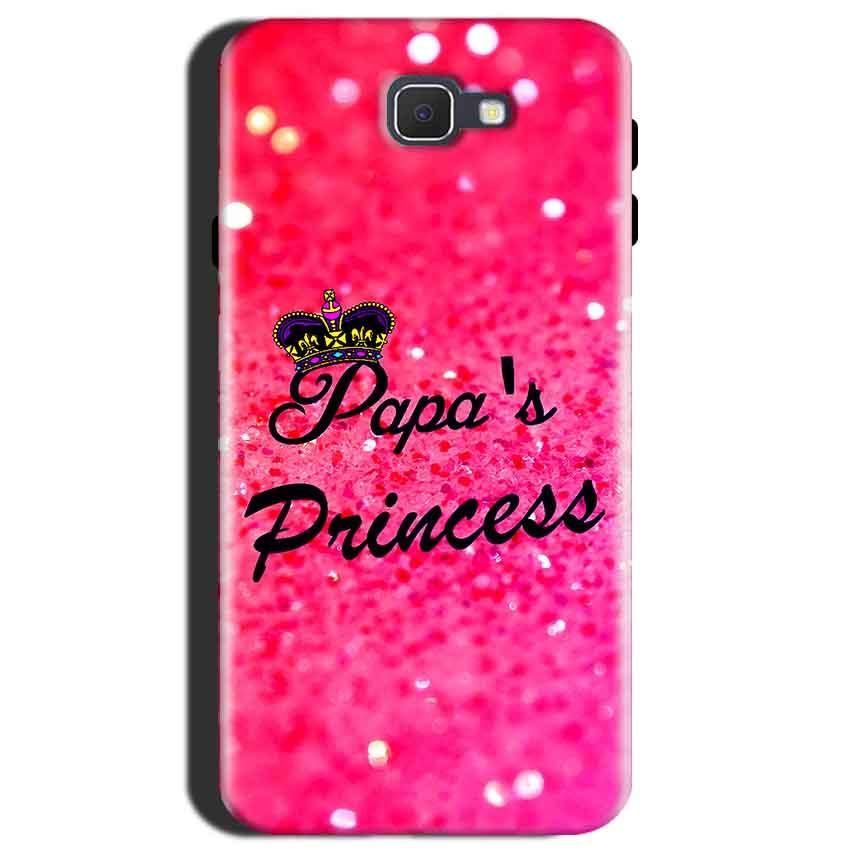 Samsung Galaxy J7 Max Mobile Covers Cases PAPA PRINCESS - Lowest Price - Paybydaddy.com