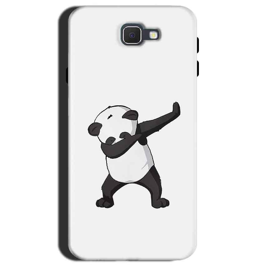 Samsung Galaxy J7 Max Mobile Covers Cases Panda Dab - Lowest Price - Paybydaddy.com