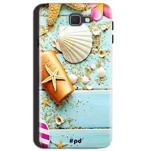 Samsung Galaxy J7 Max Mobile Covers Cases Pearl Star Fish - Lowest Price - Paybydaddy.com