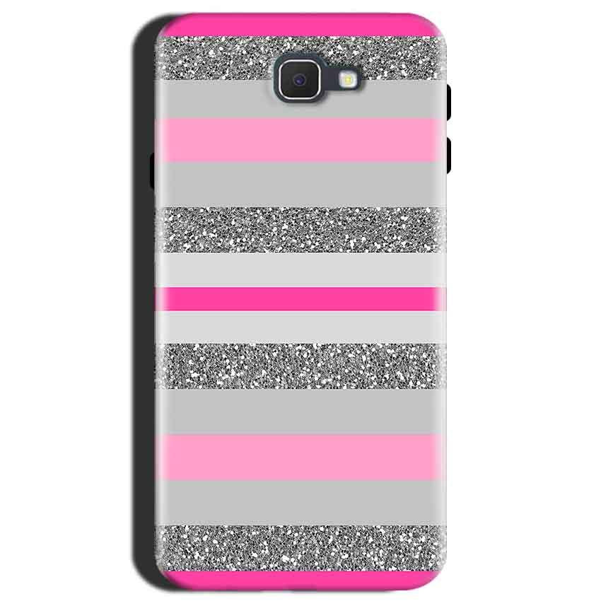 Samsung Galaxy J7 Max Mobile Covers Cases Pink colour pattern - Lowest Price - Paybydaddy.com
