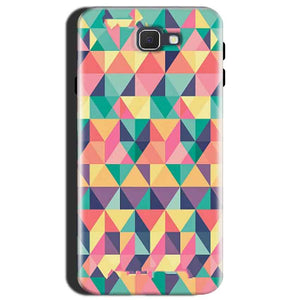 Samsung Galaxy J7 Max Mobile Covers Cases Prisma coloured design - Lowest Price - Paybydaddy.com