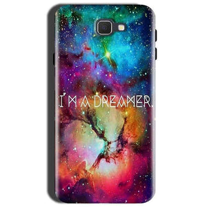 Samsung Galaxy J7 Nxt Mobile Covers Cases I am Dreamer - Lowest Price - Paybydaddy.com