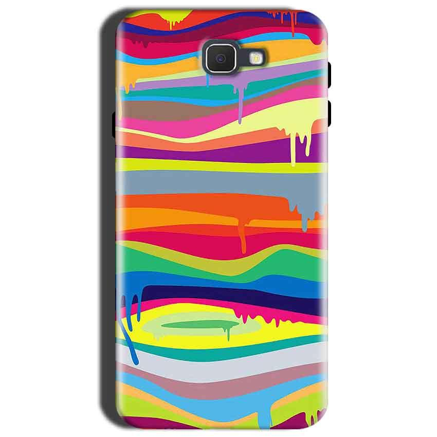 Samsung Galaxy J7 Nxt Mobile Covers Cases Melted colours - Lowest Price - Paybydaddy.com