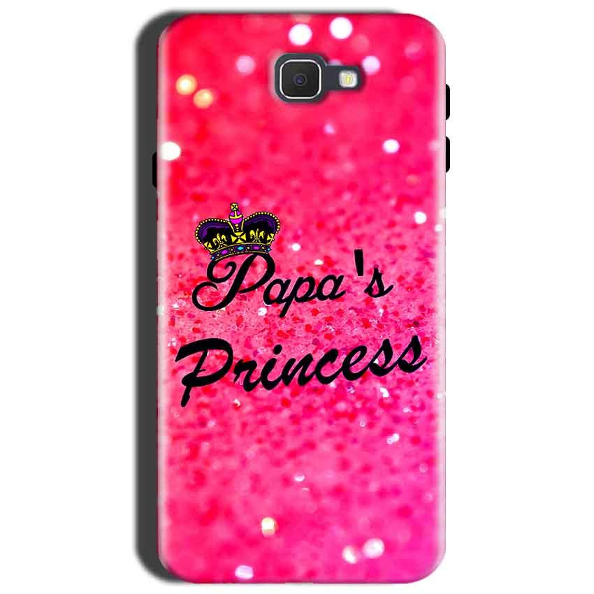 Samsung Galaxy J7 Nxt Mobile Covers Cases PAPA PRINCESS - Lowest Price - Paybydaddy.com