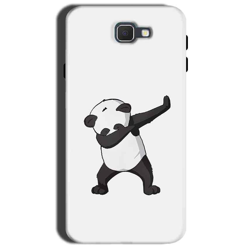 Samsung Galaxy J7 Nxt Mobile Covers Cases Panda Dab - Lowest Price - Paybydaddy.com