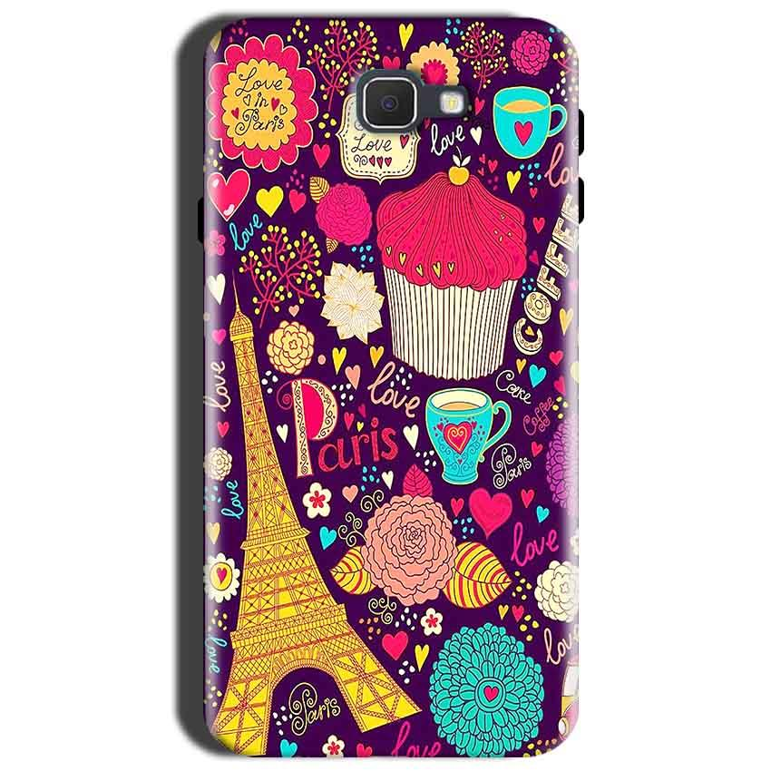 Samsung Galaxy J7 Nxt Mobile Covers Cases Paris Sweet love - Lowest Price - Paybydaddy.com
