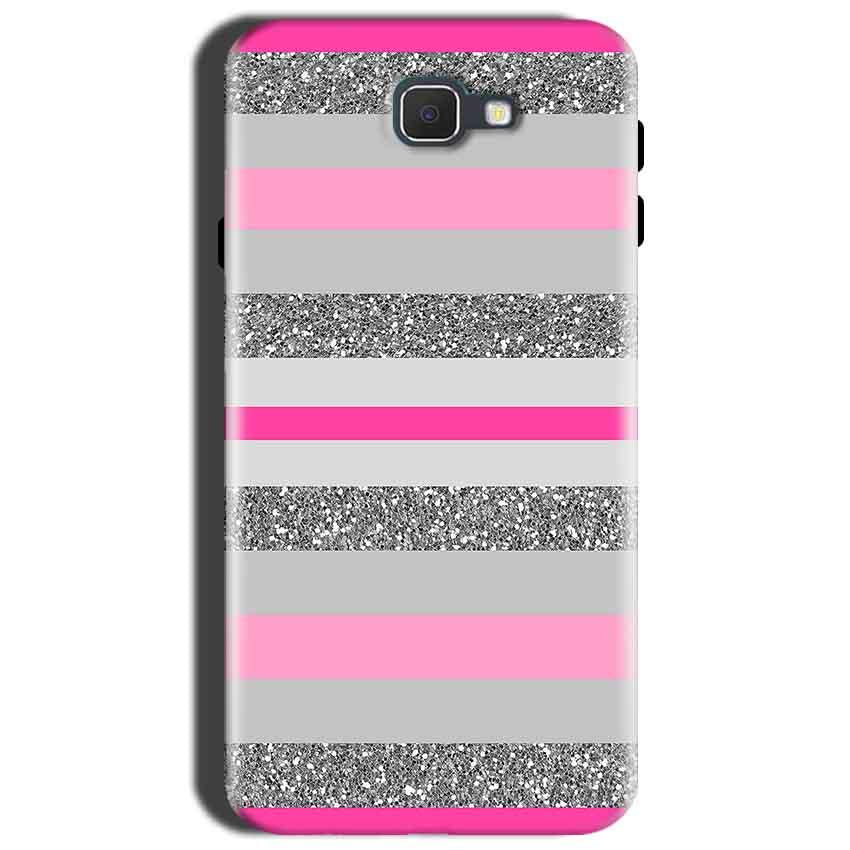 Samsung Galaxy J7 Nxt Mobile Covers Cases Pink colour pattern - Lowest Price - Paybydaddy.com