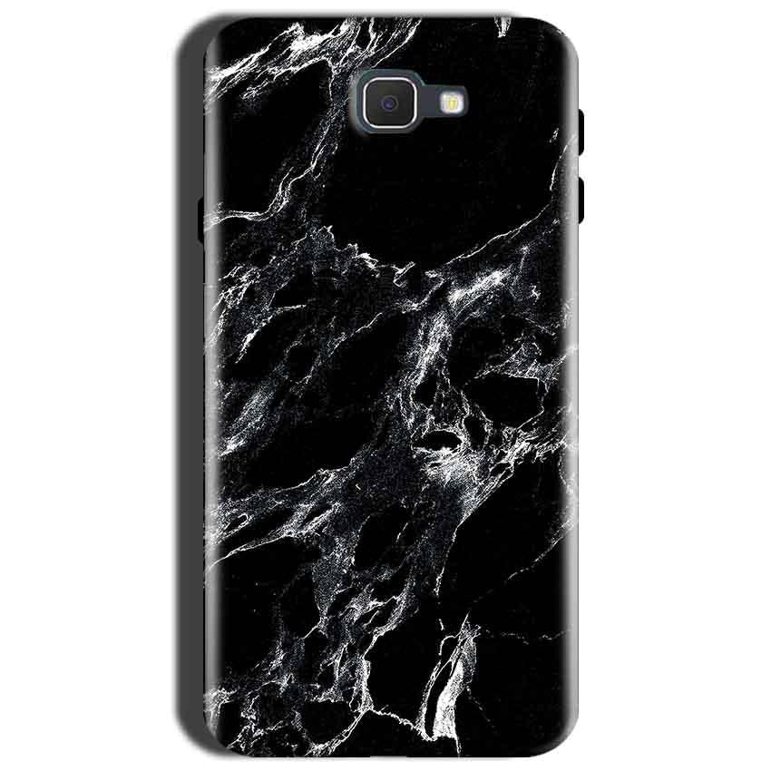 Samsung Galaxy J7 Nxt Mobile Covers Cases Pure Black Marble Texture - Lowest Price - Paybydaddy.com