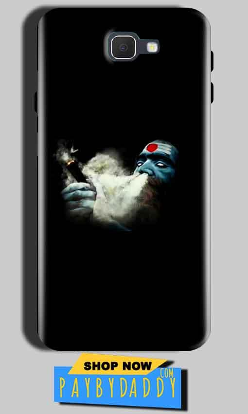 Samsung Galaxy J7 Nxt Mobile Covers Cases Shiva Aghori Smoking - Lowest Price - Paybydaddy.com