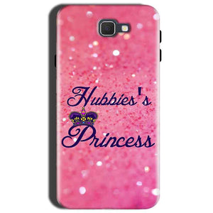 Samsung Galaxy J7 Prime 2 Mobile Covers Cases Hubbies Princess - Lowest Price - Paybydaddy.com