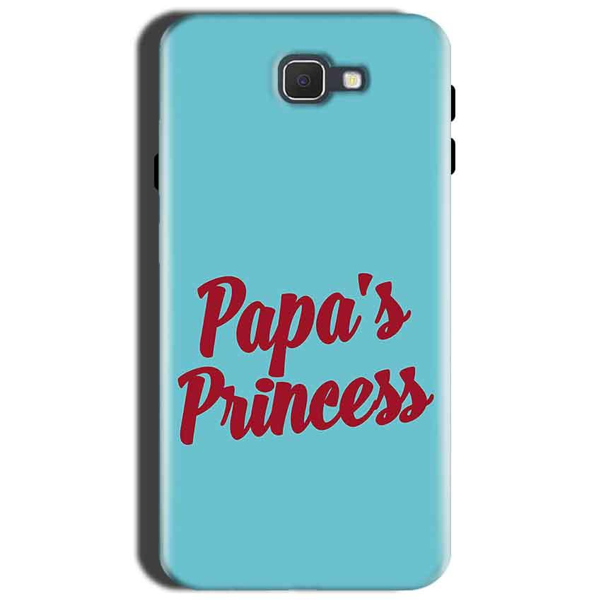 Samsung Galaxy J7 Prime 2 Mobile Covers Cases Papas Princess - Lowest Price - Paybydaddy.com