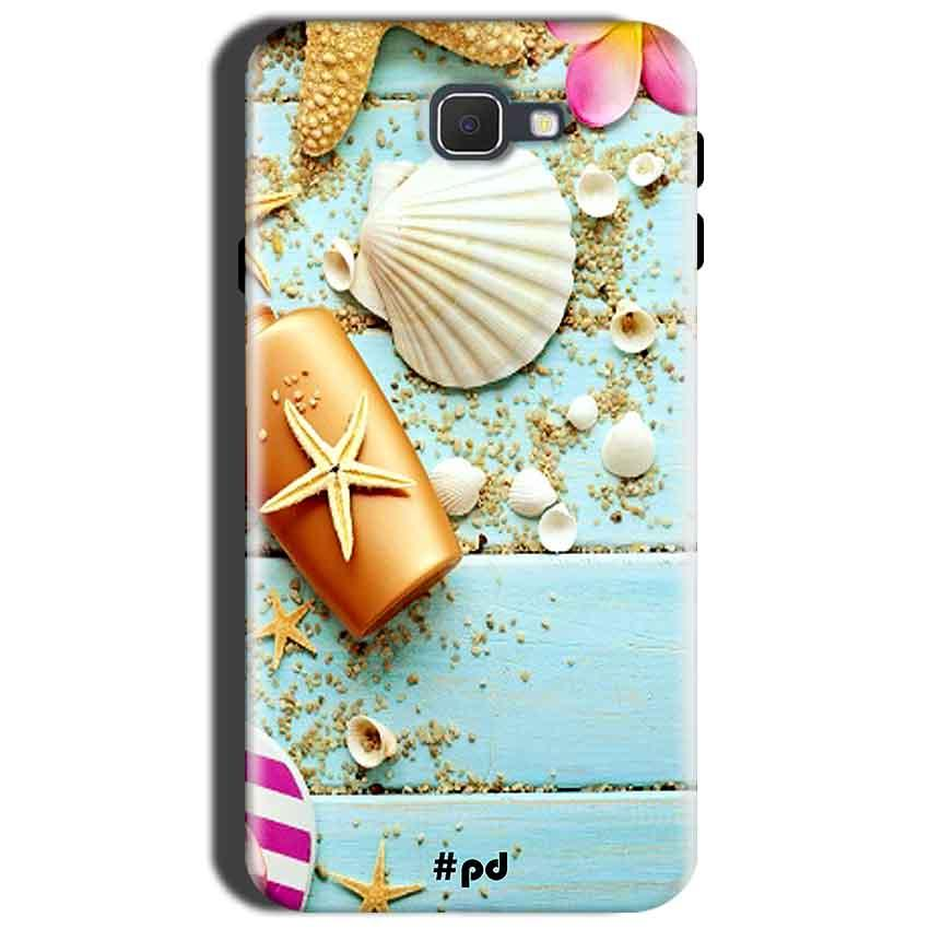 Samsung Galaxy J7 Prime 2 Mobile Covers Cases Pearl Star Fish - Lowest Price - Paybydaddy.com