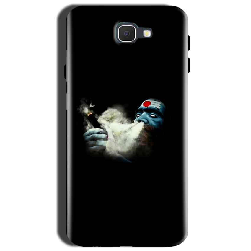 Samsung Galaxy J7 Prime 2 Mobile Covers Cases Shiva Aghori Smoking - Lowest Price - Paybydaddy.com