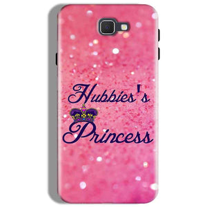 Samsung Galaxy J7 Prime Mobile Covers Cases Hubbies Princess - Lowest Price - Paybydaddy.com