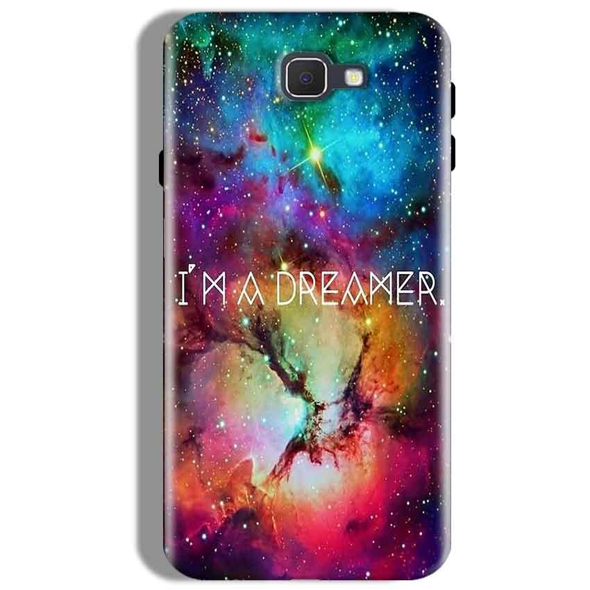 Samsung Galaxy J7 Prime Mobile Covers Cases I am Dreamer - Lowest Price - Paybydaddy.com