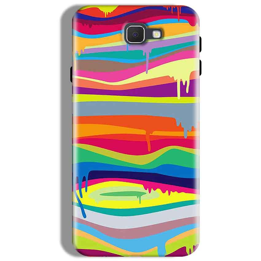 Samsung Galaxy J7 Prime Mobile Covers Cases Melted colours - Lowest Price - Paybydaddy.com