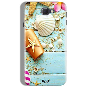 Samsung Galaxy J7 Prime Mobile Covers Cases Pearl Star Fish - Lowest Price - Paybydaddy.com