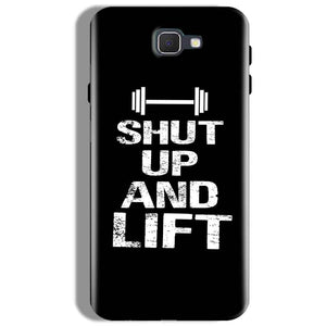 Samsung Galaxy J7 Prime Mobile Covers Cases Shut Up And Lift - Lowest Price - Paybydaddy.com