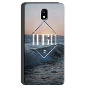 Samsung Galaxy J7 Pro Mobile Covers Cases Forget Quote Something Different - Lowest Price - Paybydaddy.com