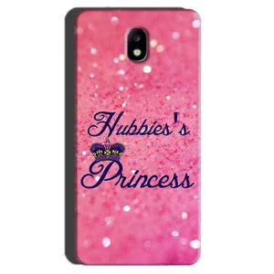 Samsung Galaxy J7 Pro Mobile Covers Cases Hubbies Princess - Lowest Price - Paybydaddy.com