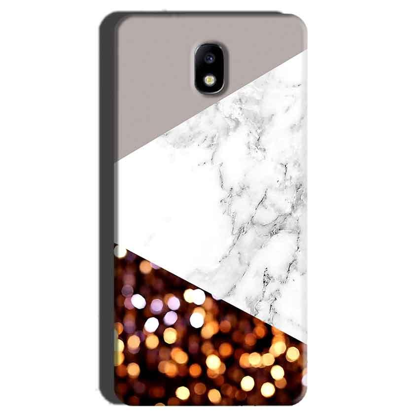 Samsung Galaxy J7 Pro Mobile Covers Cases MARBEL GLITTER - Lowest Price - Paybydaddy.com