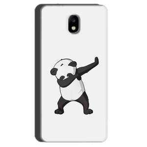 Samsung Galaxy J7 Pro Mobile Covers Cases Panda Dab - Lowest Price - Paybydaddy.com