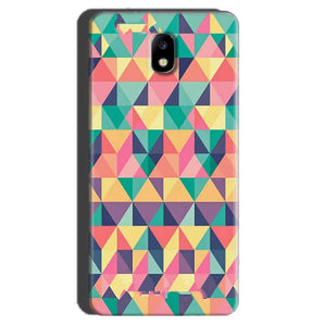 Samsung Galaxy J7 Pro Mobile Covers Cases Prisma coloured design - Lowest Price - Paybydaddy.com