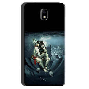 Samsung Galaxy J7 Pro Mobile Covers Cases Shiva Smoking - Lowest Price - Paybydaddy.com