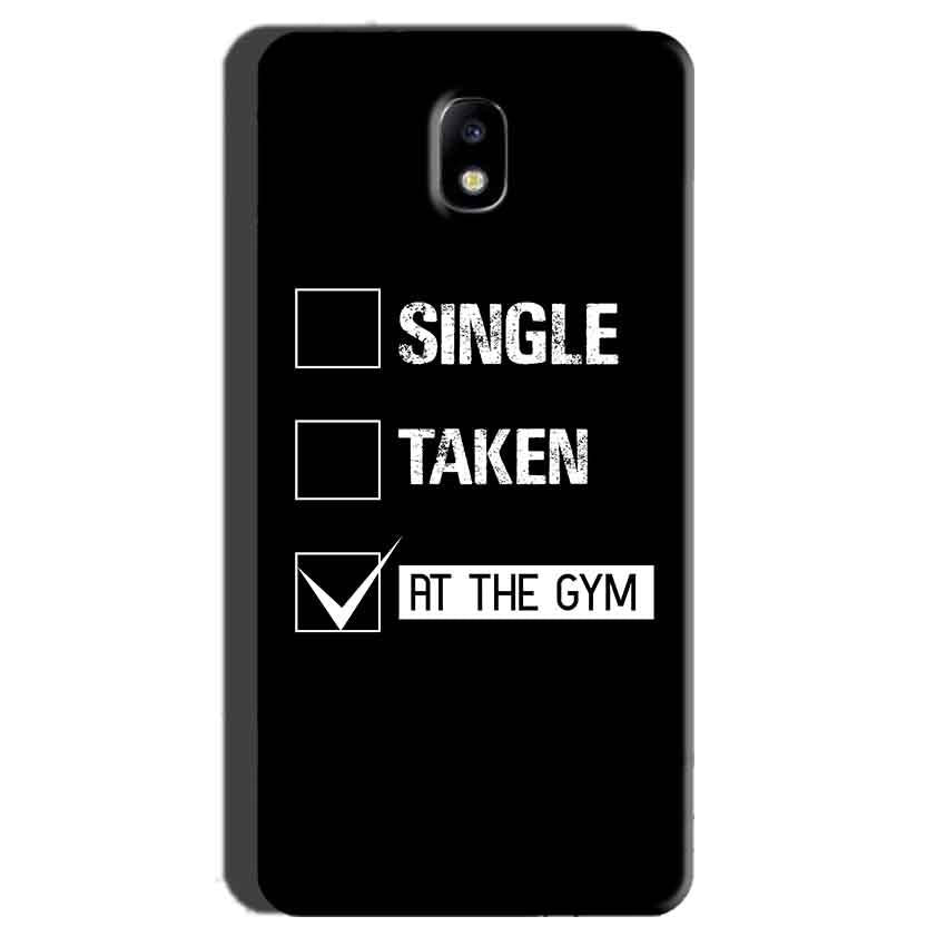 Samsung Galaxy J7 Pro Mobile Covers Cases Single Taken At The Gym - Lowest Price - Paybydaddy.com