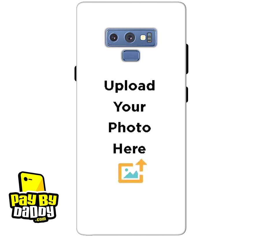 Customized Samsung Galaxy Note 9 Mobile Phone Covers & Back Covers with your Text & Photo