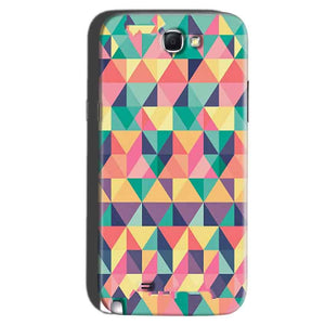 Samsung Galaxy Note 2 Mobile Covers Cases Prisma coloured design - Lowest Price - Paybydaddy.com
