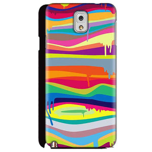 Samsung Galaxy Note 3 Mobile Covers Cases Melted colours - Lowest Price - Paybydaddy.com