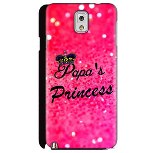 Samsung Galaxy Note 3 Mobile Covers Cases PAPA PRINCESS - Lowest Price - Paybydaddy.com