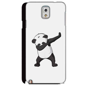 Samsung Galaxy Note 3 Mobile Covers Cases Panda Dab - Lowest Price - Paybydaddy.com
