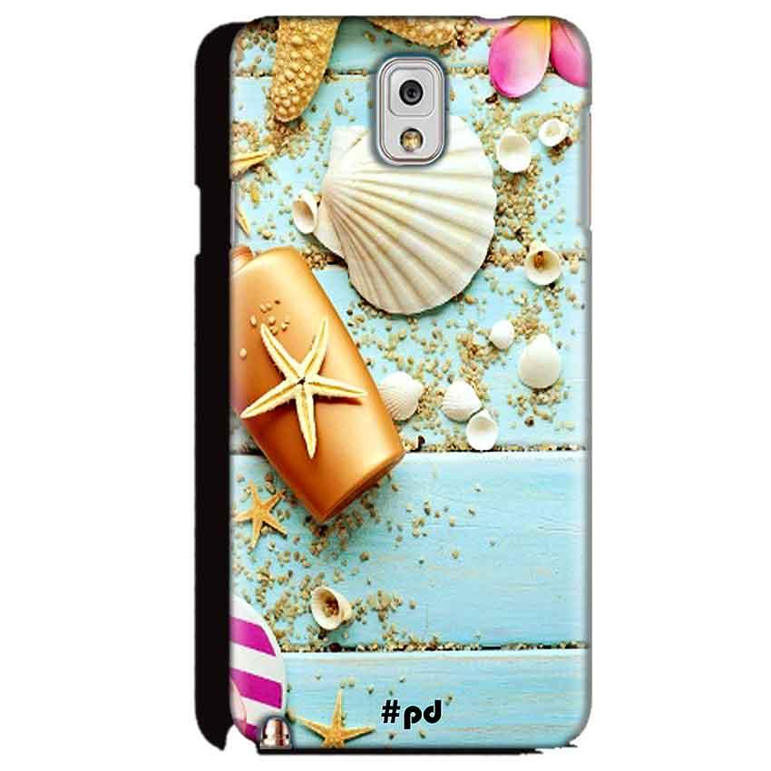 Samsung Galaxy Note 3 Mobile Covers Cases Pearl Star Fish - Lowest Price - Paybydaddy.com