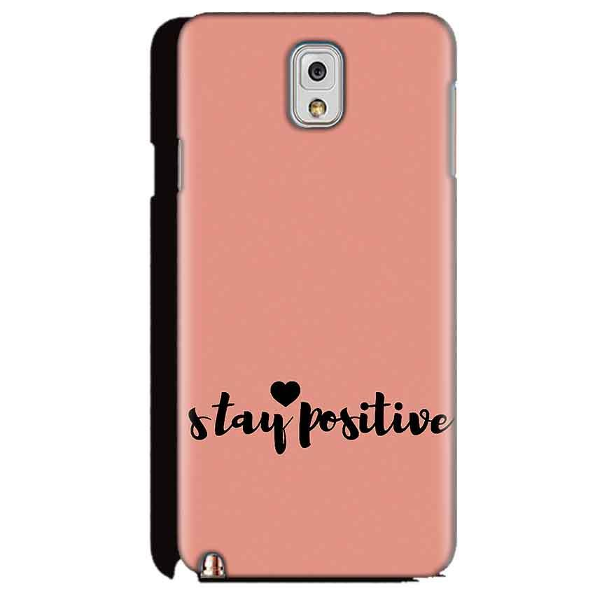 Samsung Galaxy Note 3 Mobile Covers Cases Stay Positive - Lowest Price - Paybydaddy.com