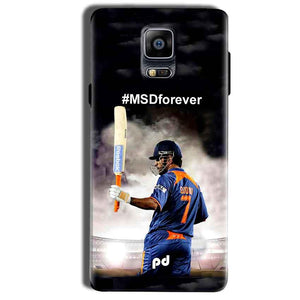 Samsung Galaxy Note 4 Mobile Covers Cases MS dhoni Forever - Lowest Price - Paybydaddy.com