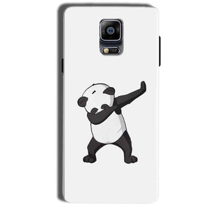 Samsung Galaxy Note 4 Mobile Covers Cases Panda Dab - Lowest Price - Paybydaddy.com