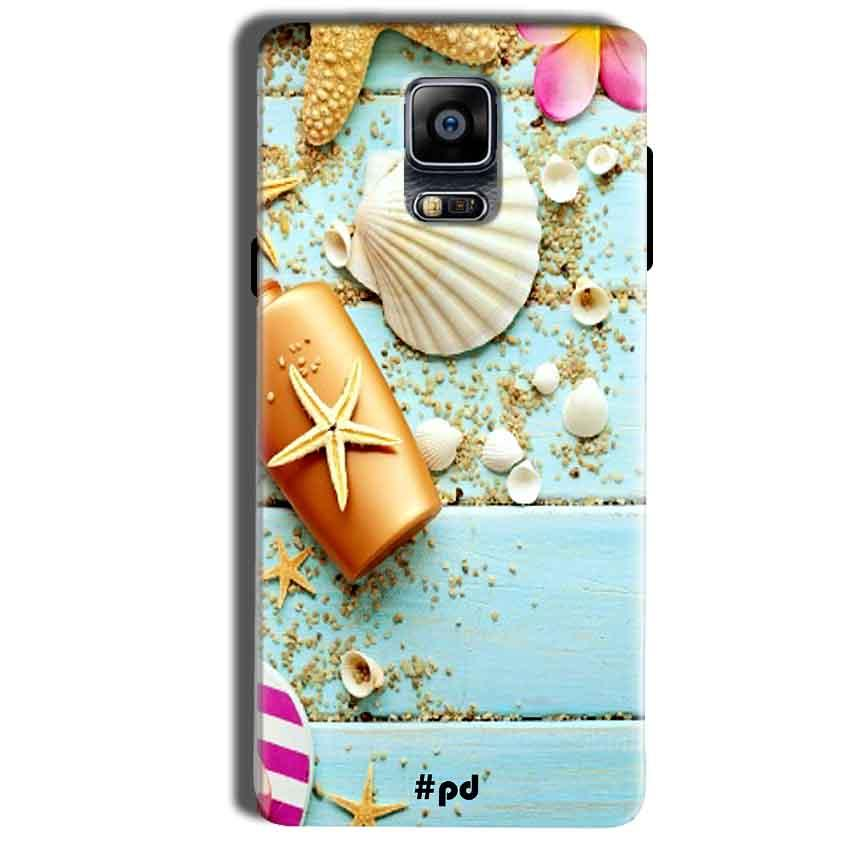 Samsung Galaxy Note 4 Mobile Covers Cases Pearl Star Fish - Lowest Price - Paybydaddy.com