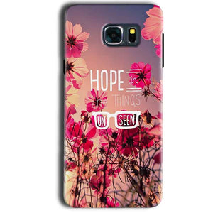 Samsung Galaxy Note 5 Mobile Covers Cases Hope in the Things Unseen- Lowest Price - Paybydaddy.com