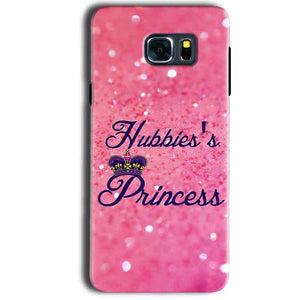 Samsung Galaxy Note 5 Mobile Covers Cases Hubbies Princess - Lowest Price - Paybydaddy.com