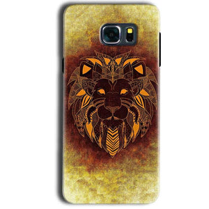 Samsung Galaxy Note 5 Mobile Covers Cases Lion face art - Lowest Price - Paybydaddy.com