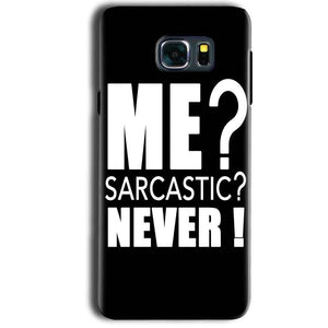 Samsung Galaxy Note 5 Mobile Covers Cases Me sarcastic - Lowest Price - Paybydaddy.com