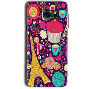 Samsung Galaxy Note 5 Mobile Covers Cases Paris Sweet love - Lowest Price - Paybydaddy.com