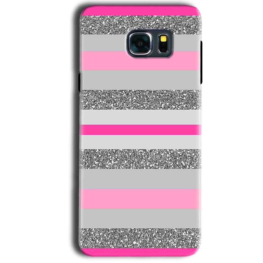 Samsung Galaxy Note 5 Mobile Covers Cases Pink colour pattern - Lowest Price - Paybydaddy.com
