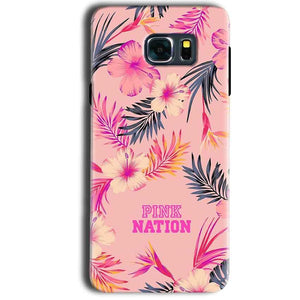 Samsung Galaxy Note 5 Mobile Covers Cases Pink nation - Lowest Price - Paybydaddy.com