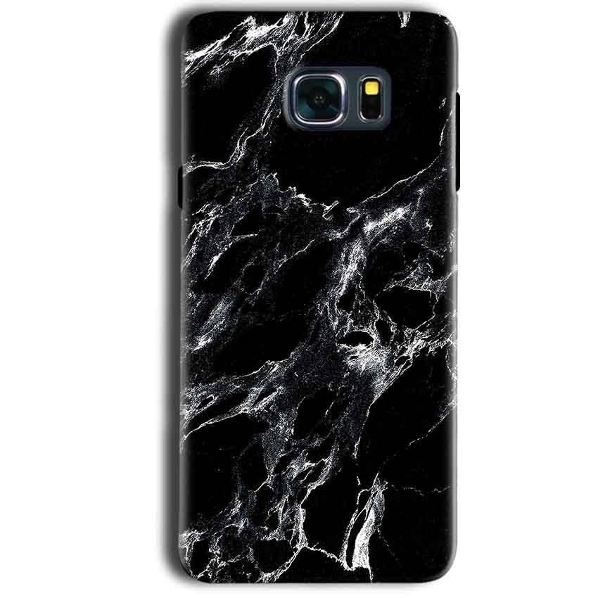 Samsung Galaxy Note 5 Mobile Covers Cases Pure Black Marble Texture - Lowest Price - Paybydaddy.com