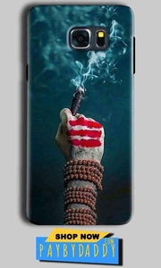 Samsung Galaxy Note 5 Mobile Covers Cases Shiva Hand With Clilam - Lowest Price - Paybydaddy.com