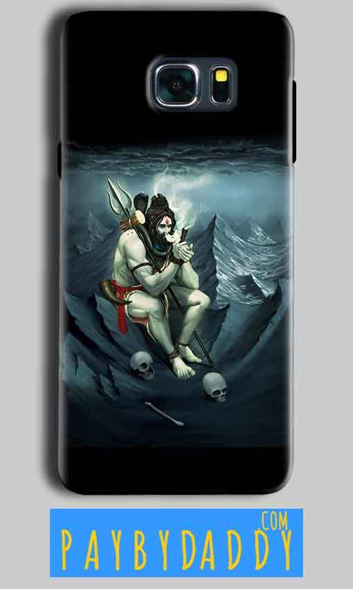 Samsung Galaxy Note 5 Mobile Covers Cases Shiva Smoking - Lowest Price - Paybydaddy.com